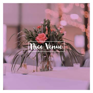 Nice Venue