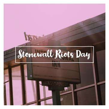 Stonewall Riots Day