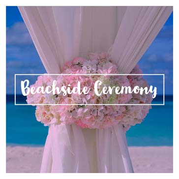 Beachside Ceremony