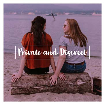 Private and Discreet