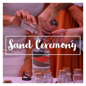 sand ceremony wedding ceremony melbourne