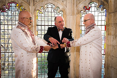 gay marriage ceremony by gay celebrant in Melbourne