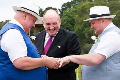 gay wedding melbourne bronte price