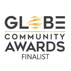 Globe award finalist Bronte Price