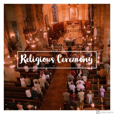 religious commitment ceremony
