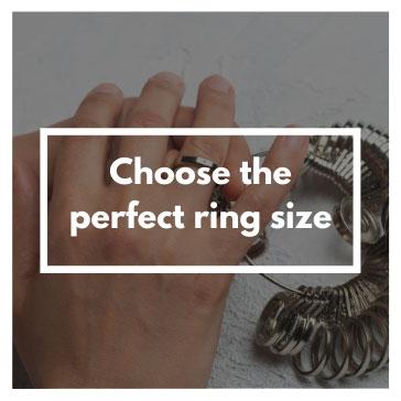 choose wedding ring size LGBTIQ+